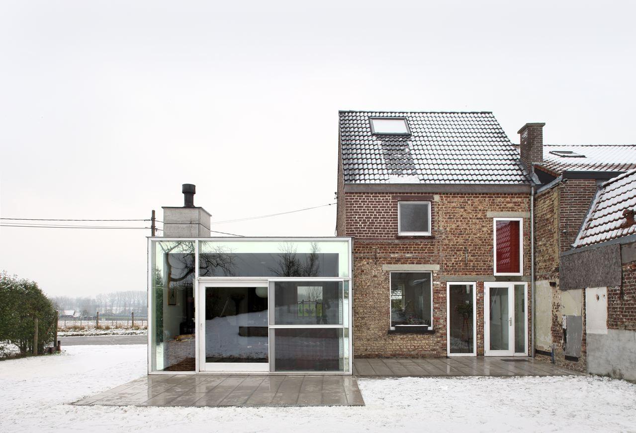 House H / Architecten de Vylder Vinck Taillieu, © Filip Dujardin