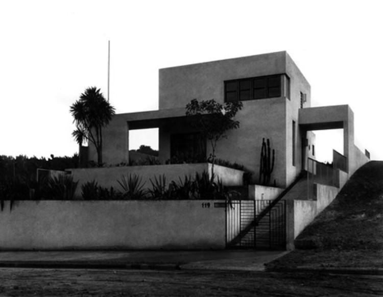 Manifesto: Acerca da Arquitetura Moderna / Gregori Warchavchik, Warchavchik, Casa Modernista da Rua Itápolis, 1930