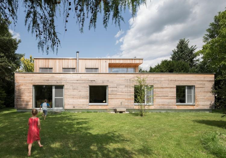 House BCU / [tp3] architekten, © Mark Sengstbratl