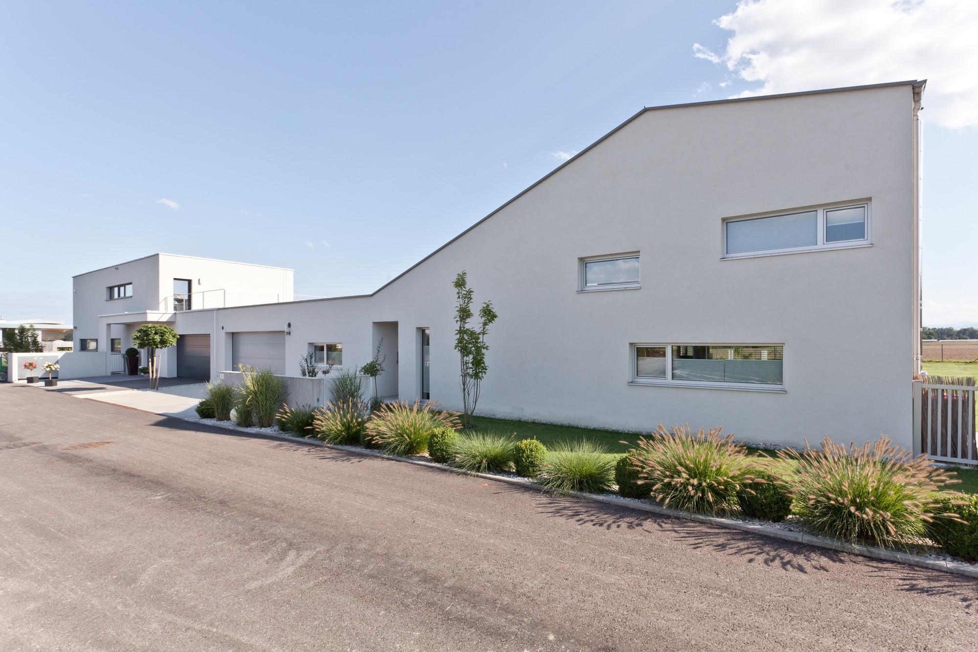 House WHV / [tp3] architekten, © Ulrich Kehrer