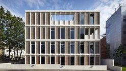 ORTUS, lar de Maudsley Learning / Duggan Morris Architects