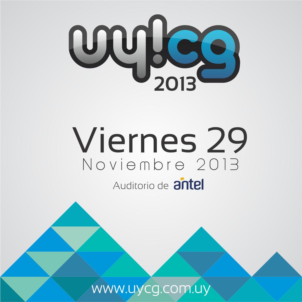 UY!CG: Encuentro de Computer Graphics en Uruguay