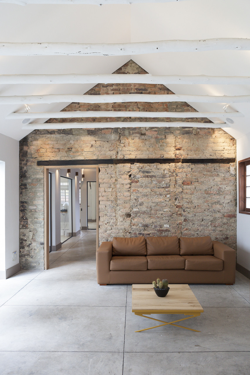 Remodelación casa Pilates Proworks Chapinero / Síntesis Arquitectos