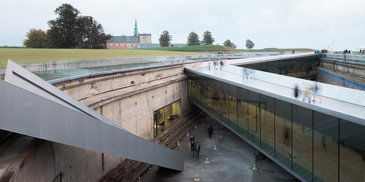 Museu Marítimo Nacional Dinamarquês / BIG por George Messaritakis, © George Messaritakis