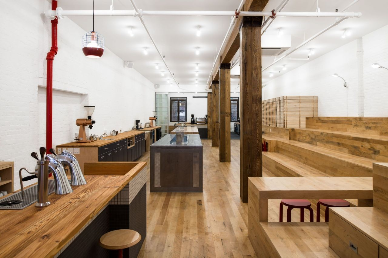 COUNTER CULTURE COFFEE TRAINING CENTER / Jane Kim Design, © Alan Tansey