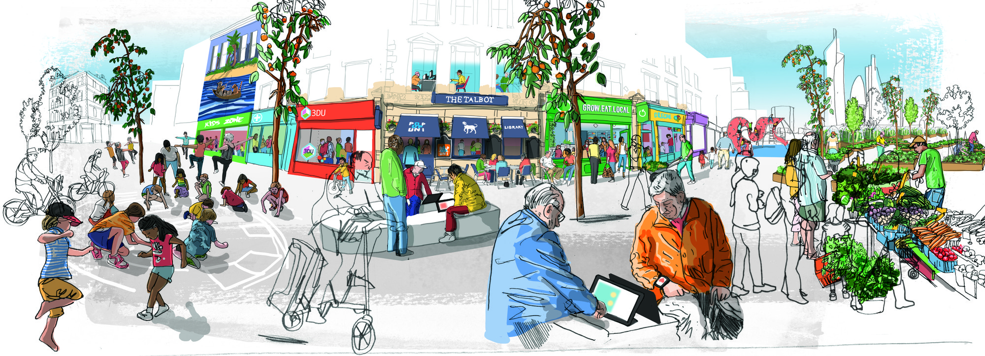 Take Over Lease >> Gallery of RIBA Examines How Over 60s Might Impact Future Cities - 6