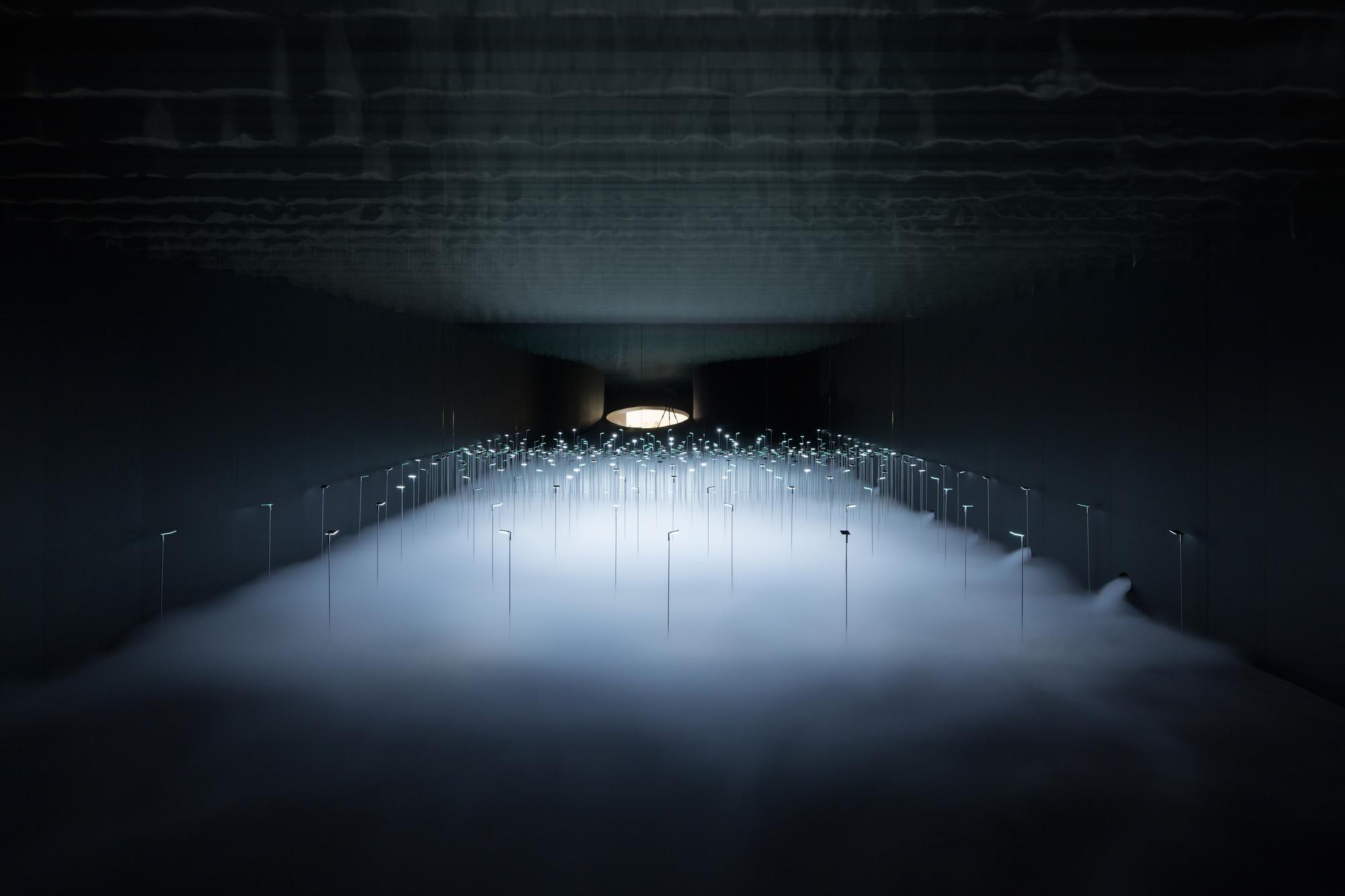 Proyecto de Iluminación: Instalación Infuse por Chikara Ohno / sinato, © Takumi Ota