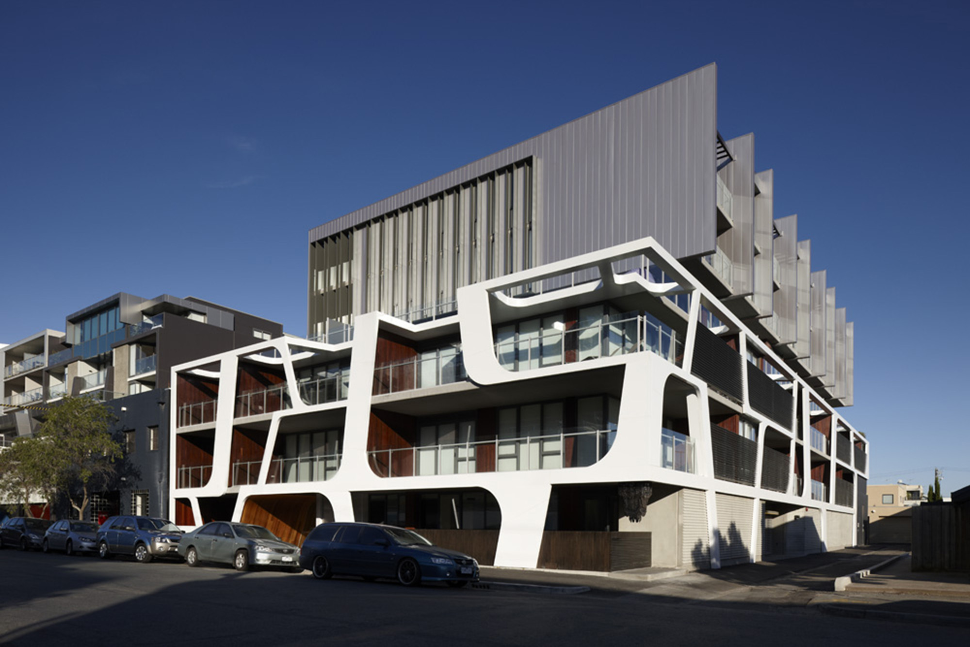 Nott Street / Plus Architecture, © Dianna Snape