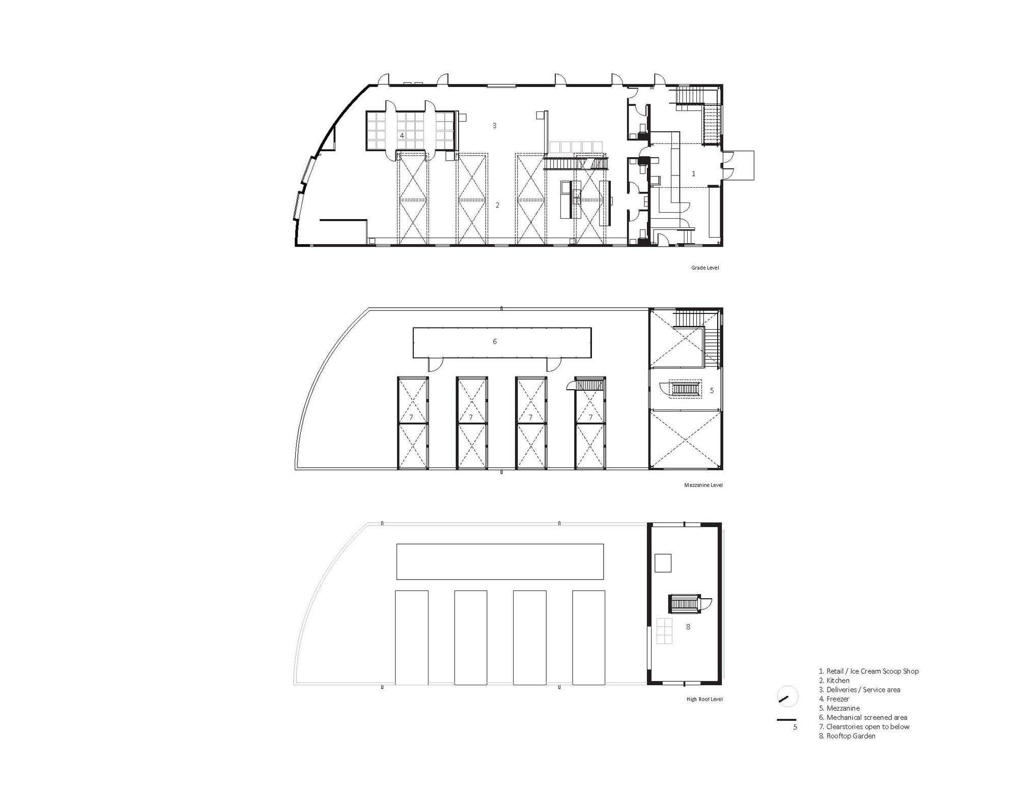 Izzyu0027s Ice Cream Kitchen U0026 Retail Shop / Salmela Architect. 32 / 36. Floor  Plan