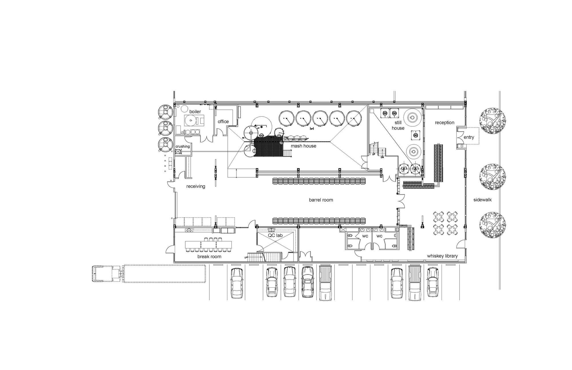 Gallery Of Westland Distillery Urbanadd 11