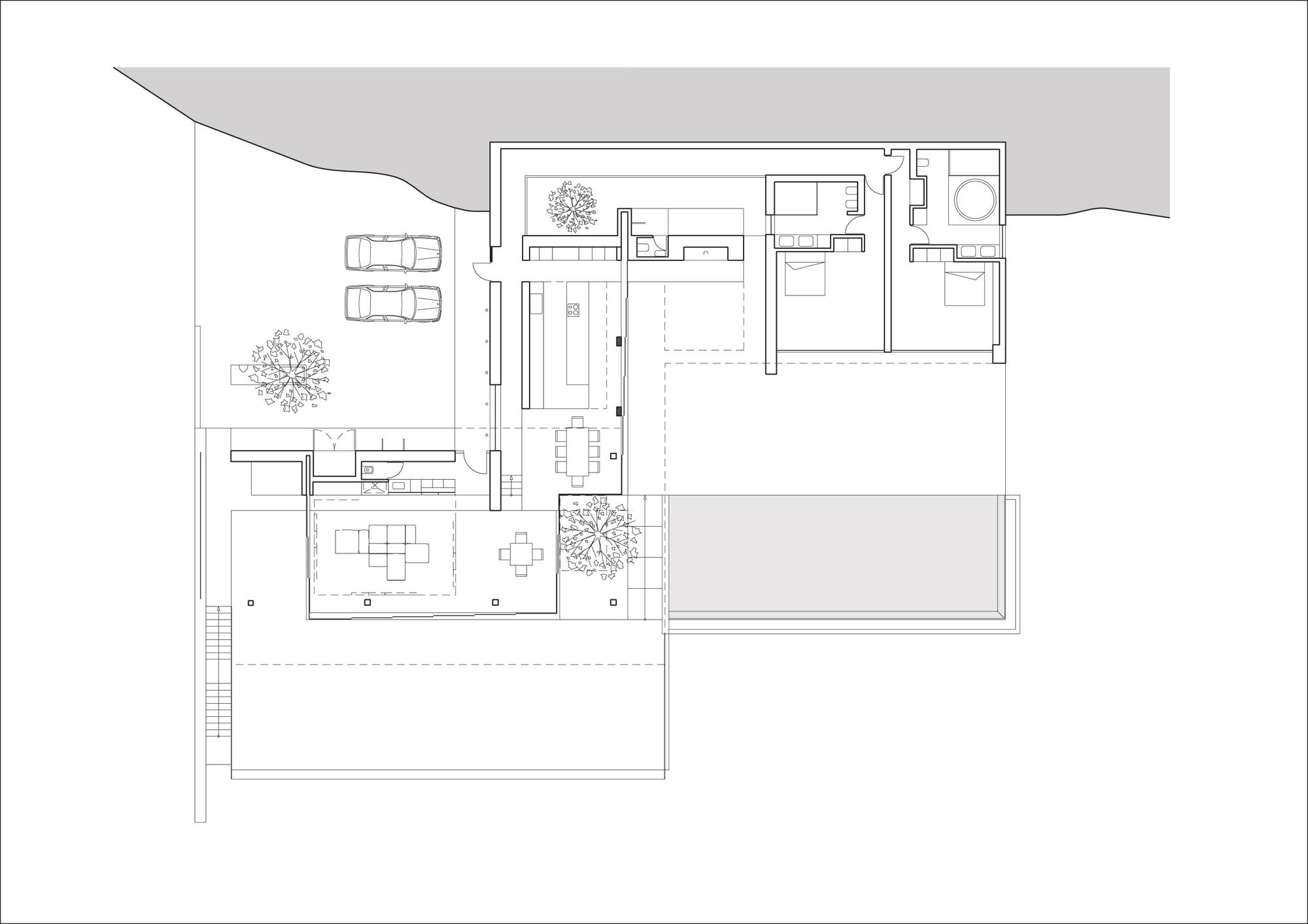 Gallery Of Plane House K Studio 24
