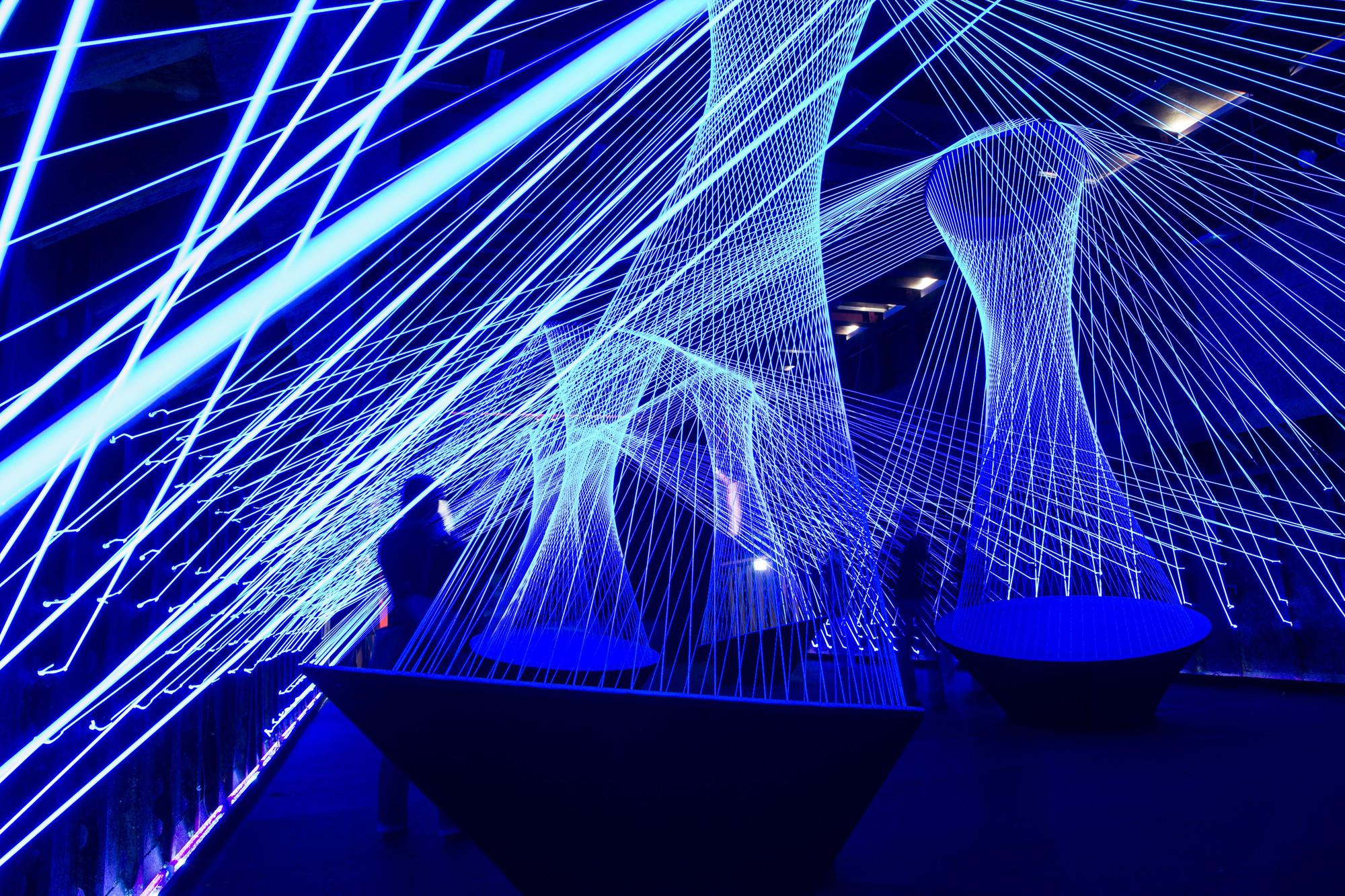 Gallery Of Light Matters Europe S Leading Light Festivals