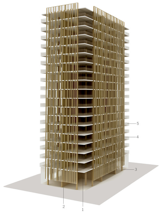 The Case For Tall Wood Buildings Archdaily