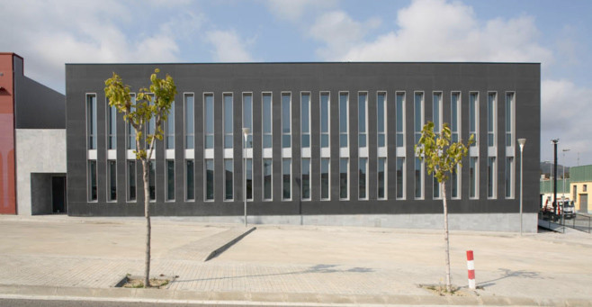 Innova. Local And Business Development Centre / Alcolea+Tárrago Arquitectos, Courtesy of Alcolea+Tárrago Arquitectos