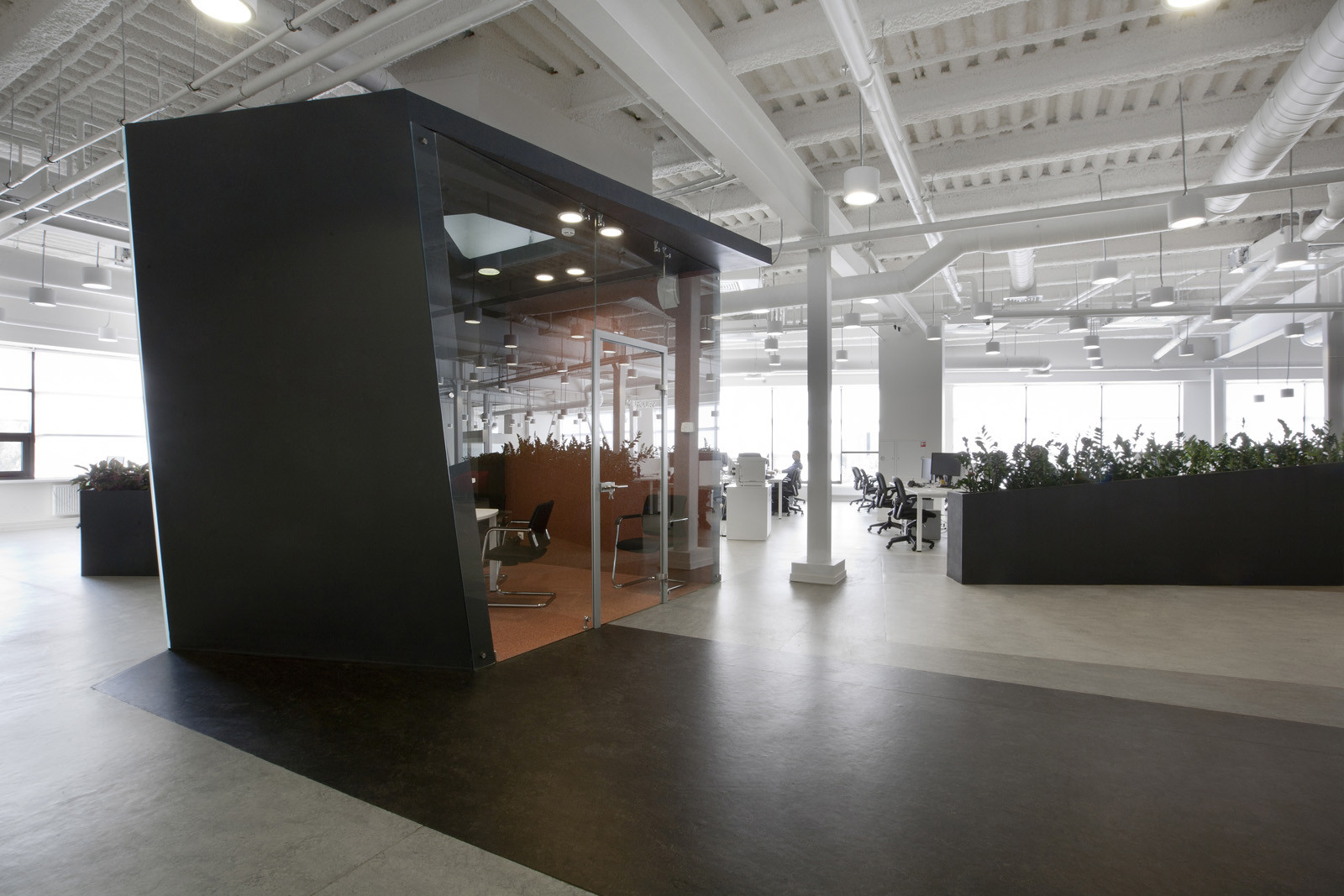 Iponweb Company Office / Za Bor Architects, © Peter Zaytsev