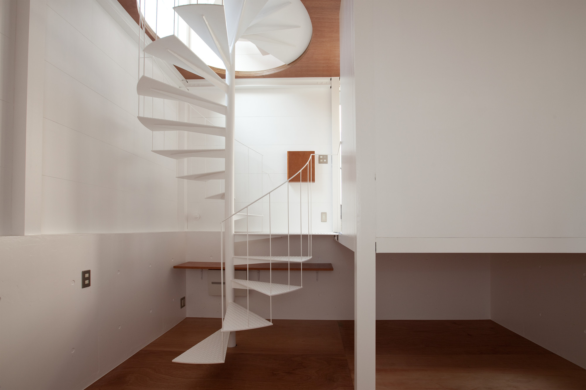 gallery of small house unemori architects 2