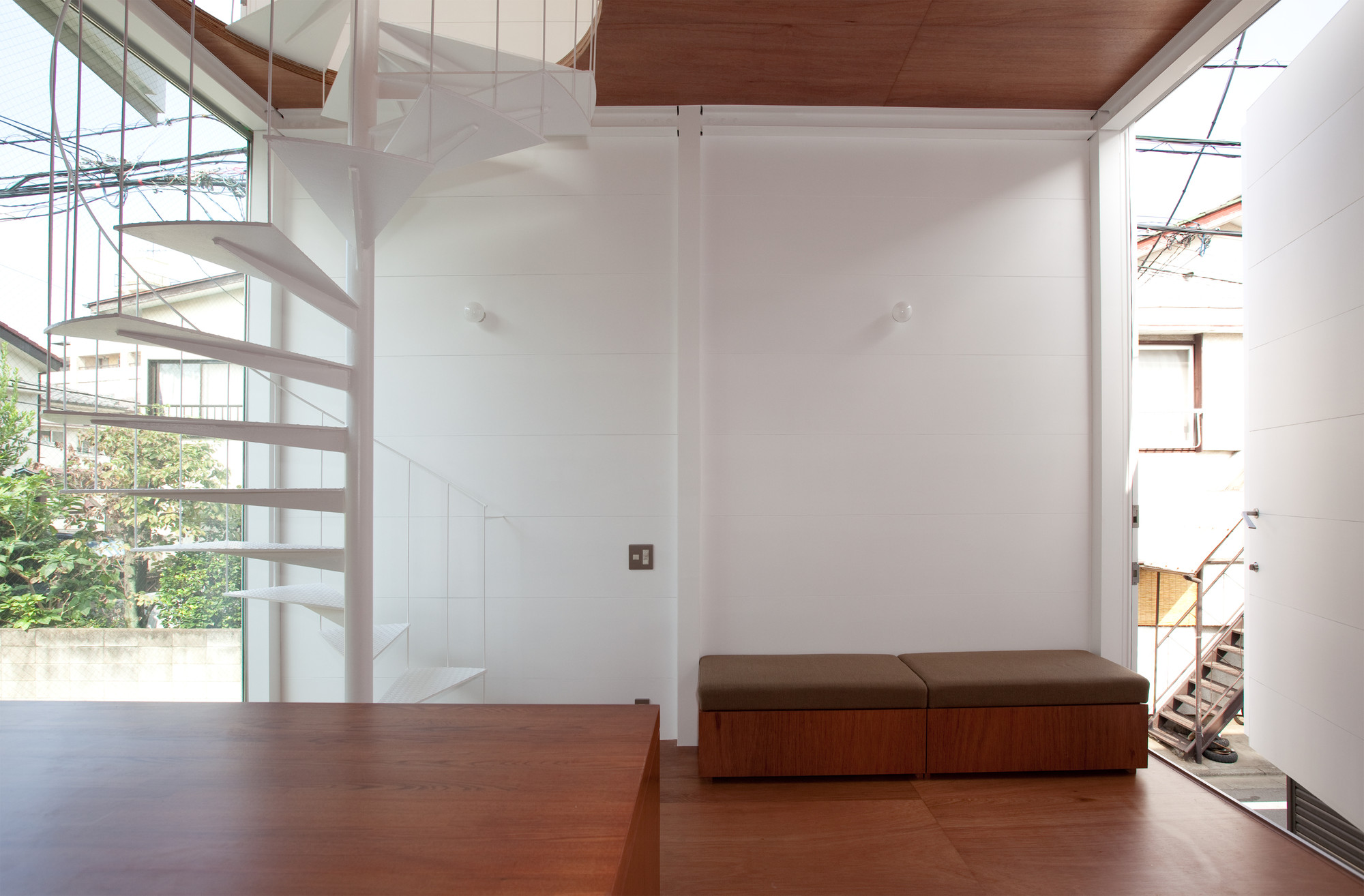 gallery of small house unemori architects 7