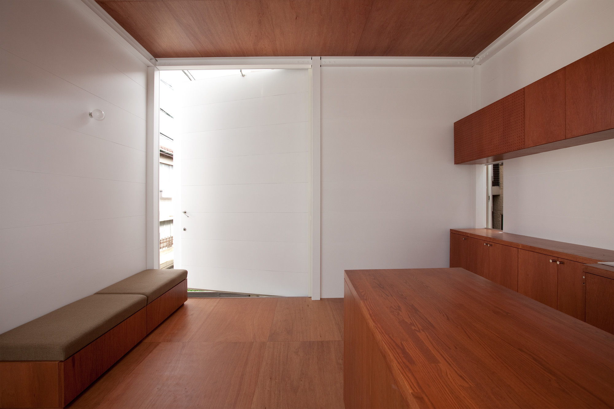 gallery of small house unemori architects 8