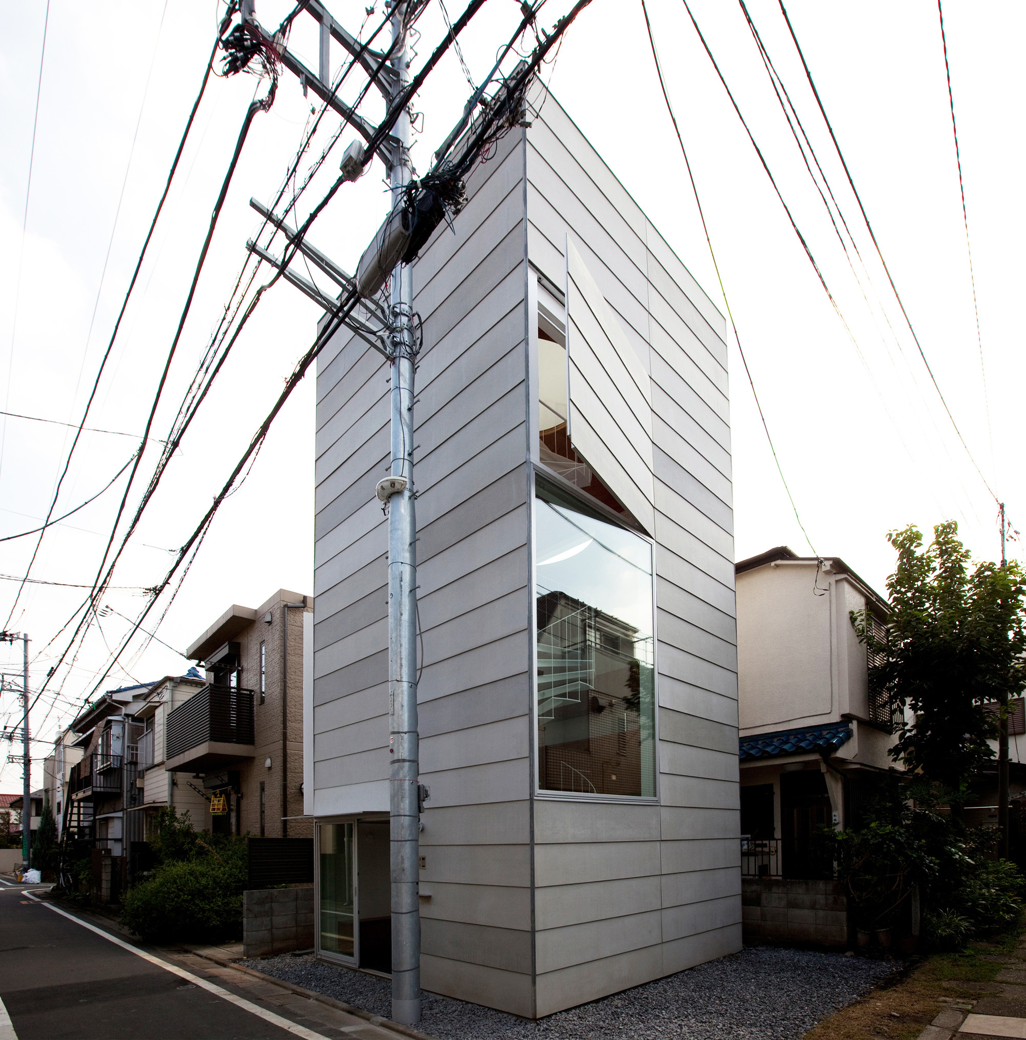 gallery of small house unemori architects 11