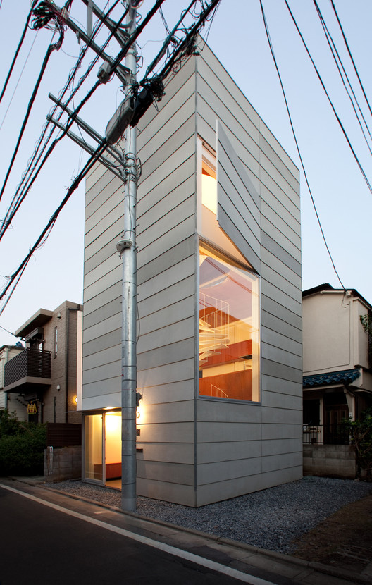 Small House Unemori Architects ArchDaily