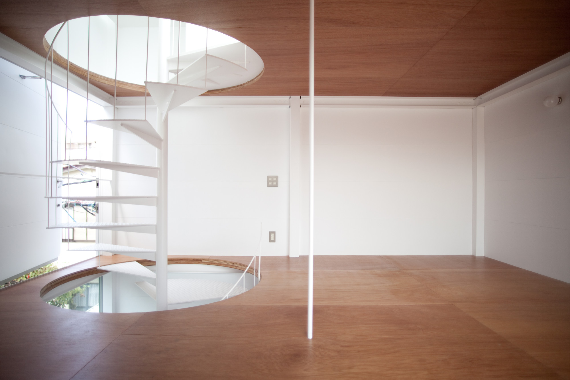 gallery of small house unemori architects 15