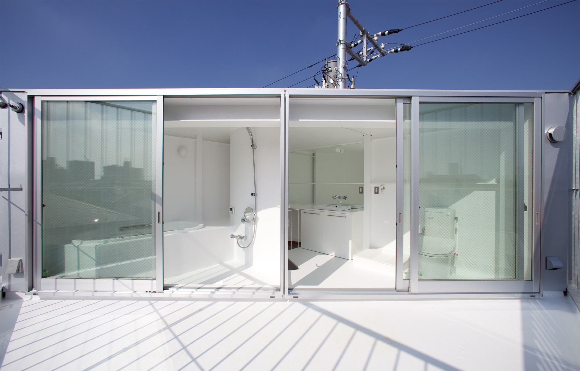 gallery of small house unemori architects 16