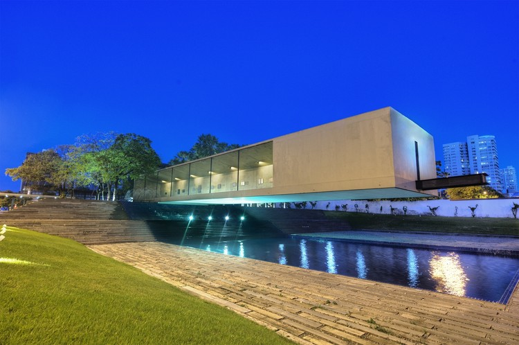 Reabilitação e Restauro do Palácio da Abolição / DAE, © Robson Melo