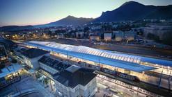 Estación Central de Salzburg / Kadawittfeld Architektur