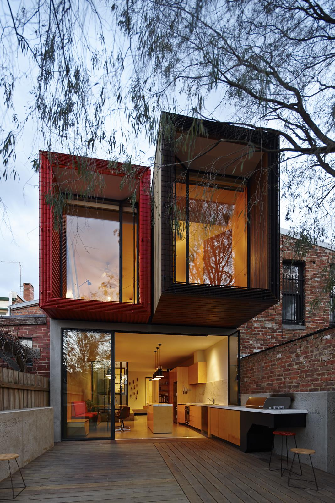 Residu00eancia Moor Street / Andrew Maynard Architects | ArchDaily Brasil
