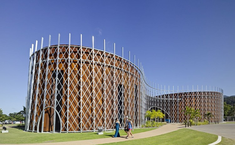 El Instituto Cairns – James Cook University  / Woods Bagot + RPA Architects, Cortesía de Woods Bagot + RPA Architects