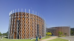 The Cairns Institute – James Cook University  / Woods Bagot + RPA Architects