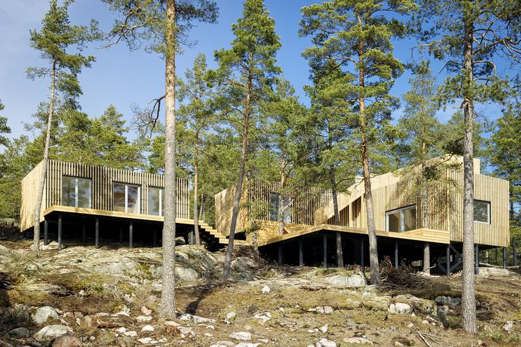 Casa de Vacaciones en Timrarö / Sandell Sandberg, © Magnus Östh