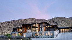 Casa na Montanha Badger / First Lamp Architecture and Construction