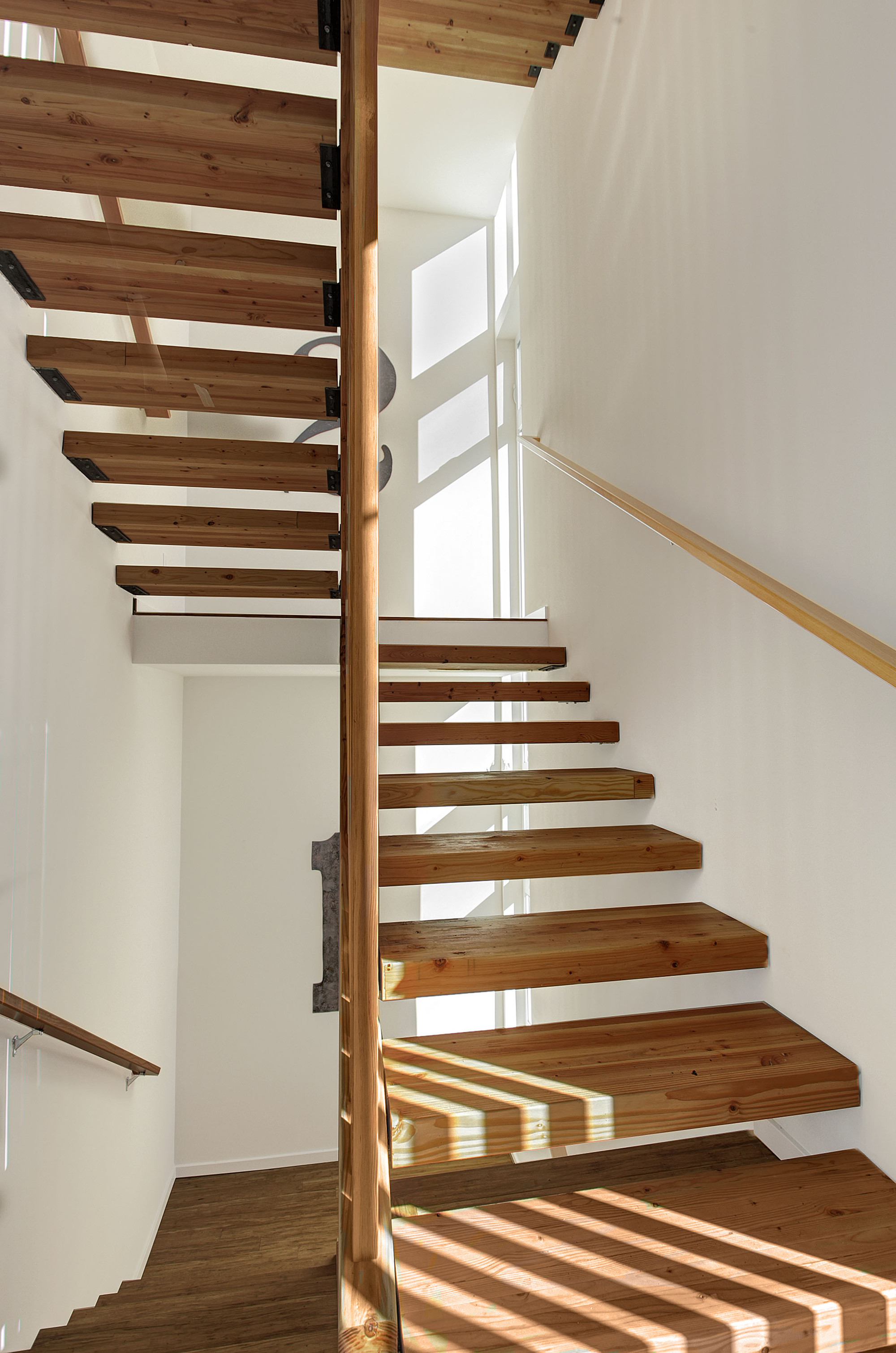 Modele Escalier Beton. Trendy Renovation Escalier Beton La R ...