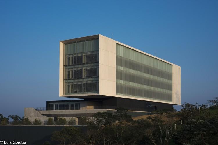 Salas Regionais do Golfo / VOX STUDIO, © Luis Gordoa