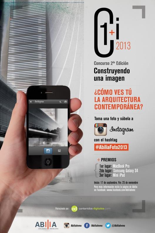 2da. Edición del Concurso de fotografía / Construyendo una imagen , Cortesía de Abilia