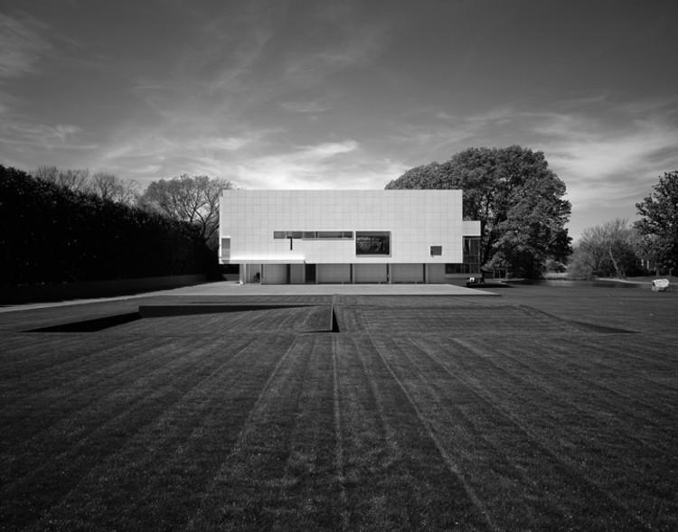 Clássicos da Arquitetura: Casa Rachofsky / Richard Meier, © Tom Jenkins