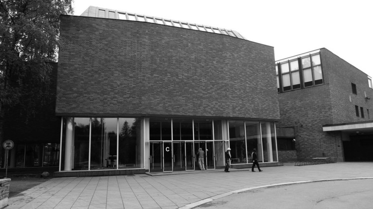 Clássicos da Arquitetura: Jyväskylä University / Alvar Aalto, © Flickr Mariano Mantel. Used under <a href='https://creativecommons.org/licenses/by-sa/2.0/'>Creative Commons</a>