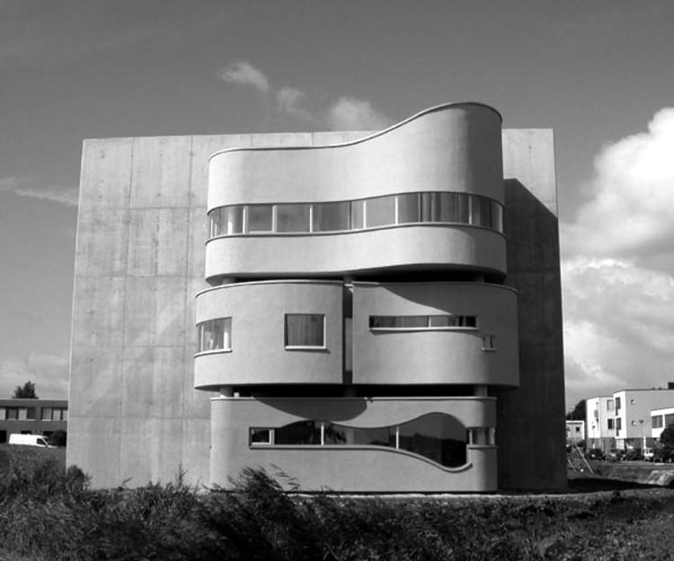 Clássicos da Arquitetura: Wall House 2 / John Hejduk, © Liao Yusheng