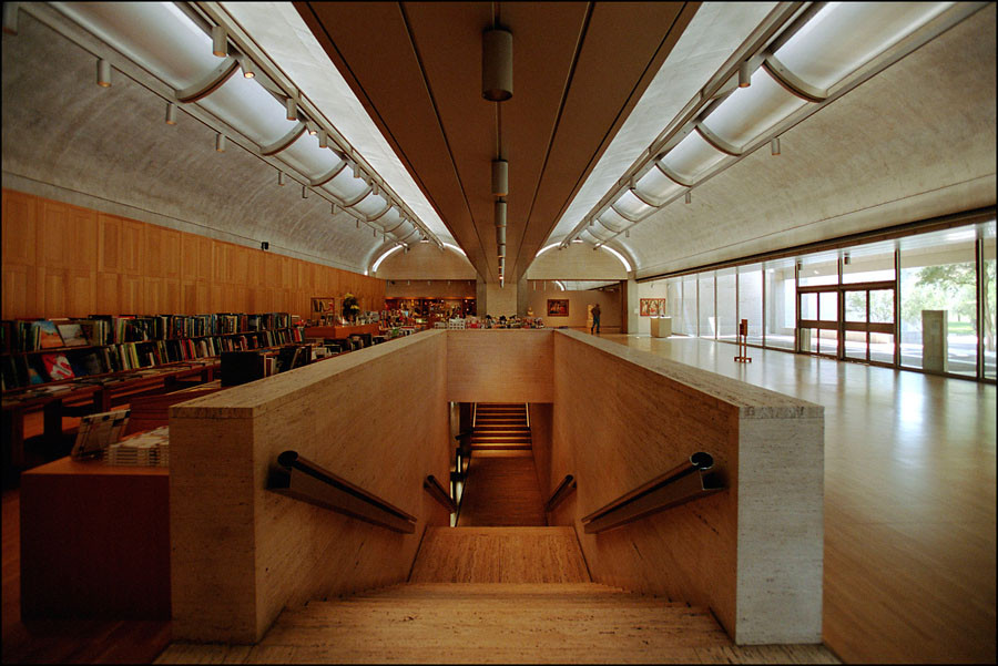 Gallery Of Ad Classics Kimbell Art Museum Louis Kahn 6