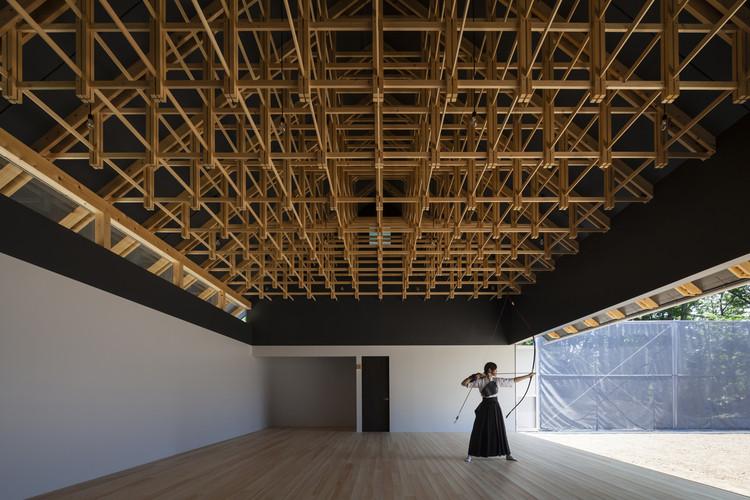 Sala de Arco e Flecha e Clube de Boxe / FT Architects, © Shigeo Ogawa