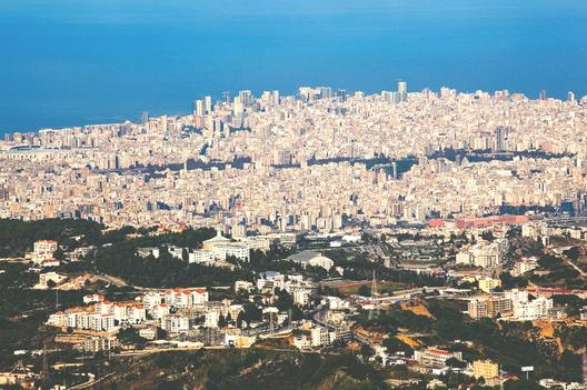 Beirut, Lebanon. Image © VOA/V. Undritz