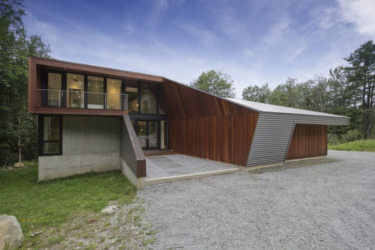 Berkshire Pond House / David Jay Weiner, ©  Tony Morgan