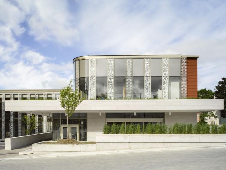 Biblioteca Pública Orillia / Perkins+Will, © Ben Rahn / A-Frame