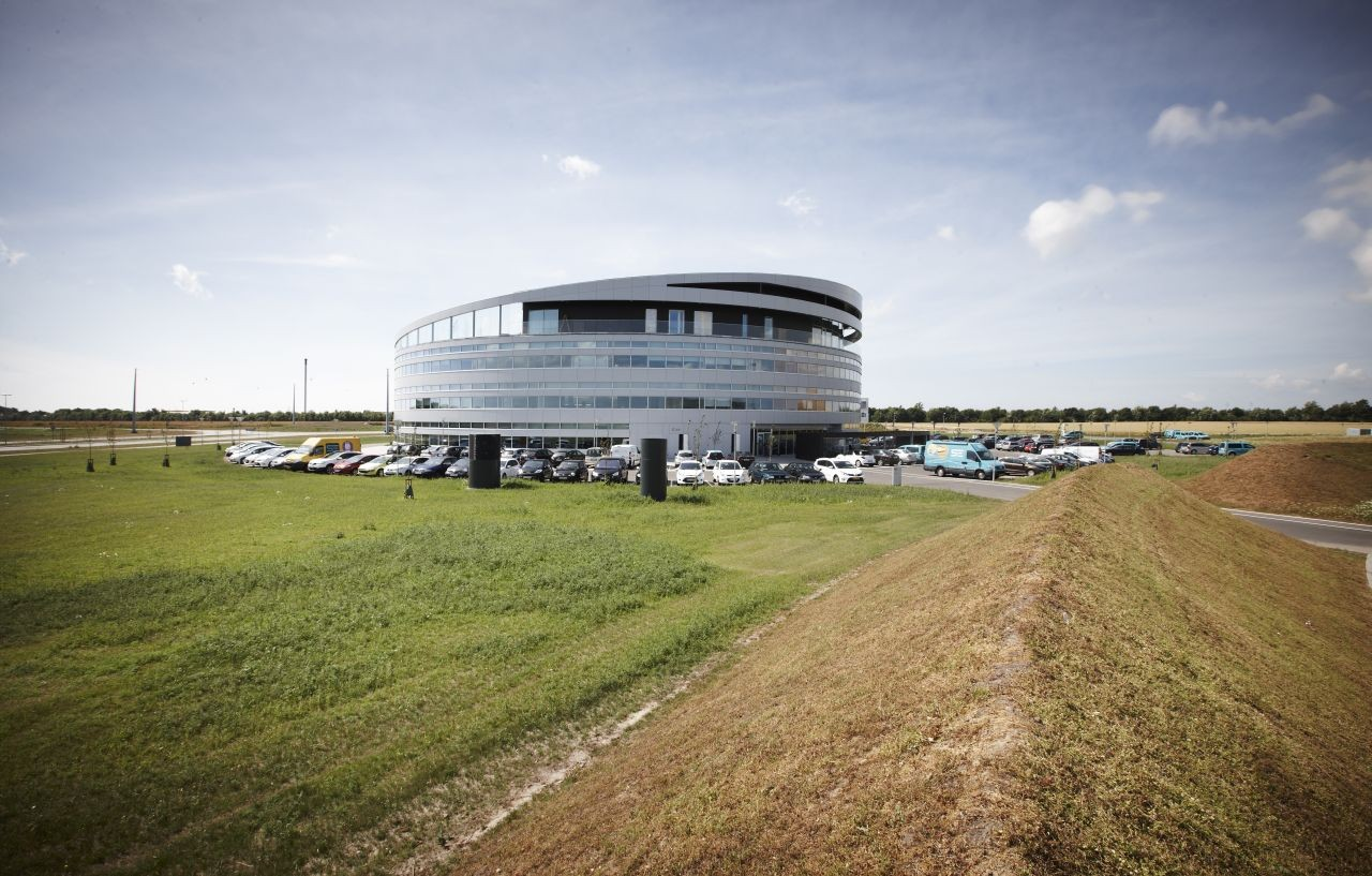 Syd Energi Headquarters Gpp Arkitekter Archdaily