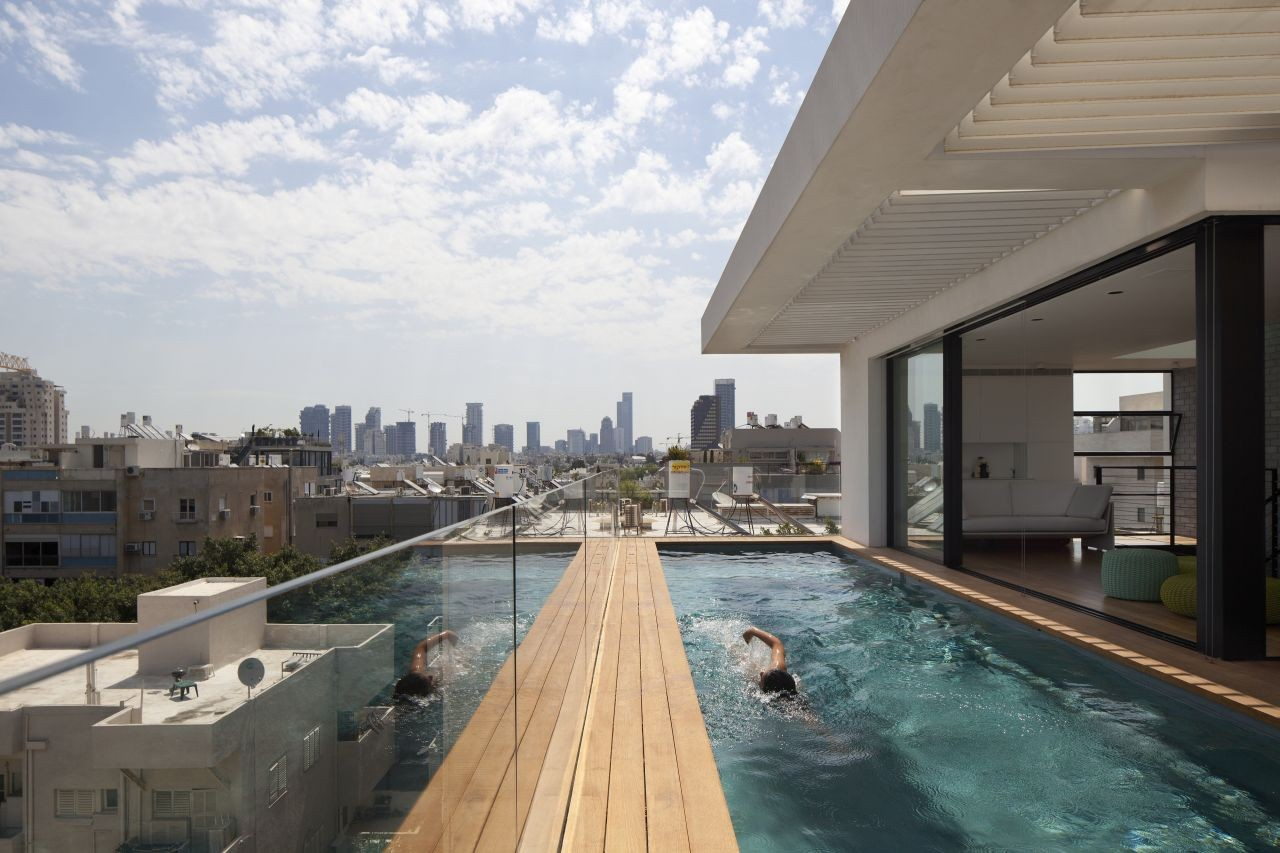 Gallery of Tel Aviv Townhouse / Pitsou Kedem Architects - 1