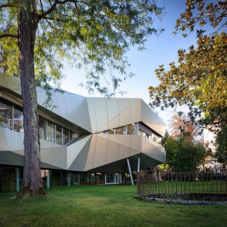 Hotel Agglo / Gardera-D Architecture, © Mathieu Choiselat