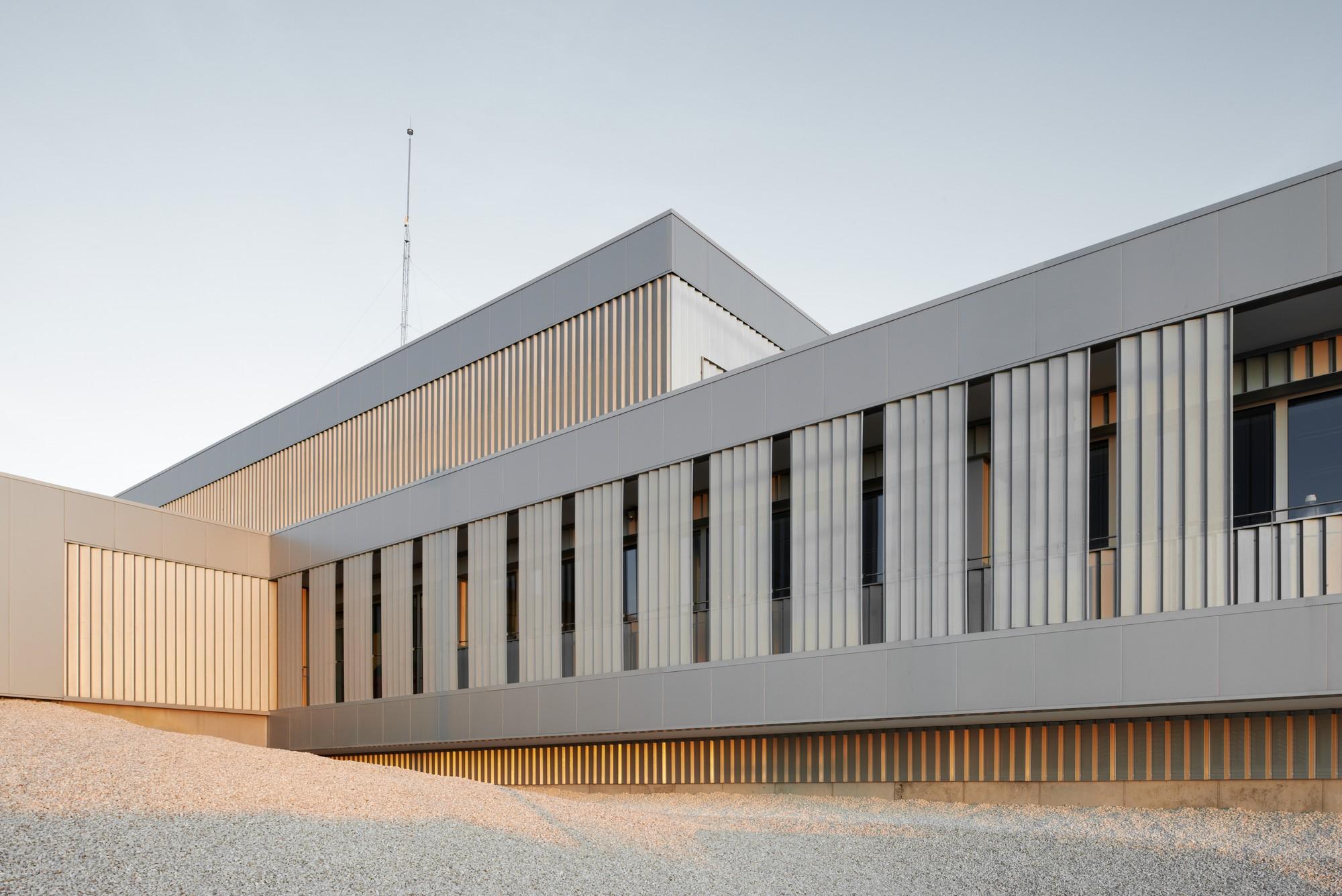 Certest Biotec / ACXT Arquitectos, © Iñaki Bergera