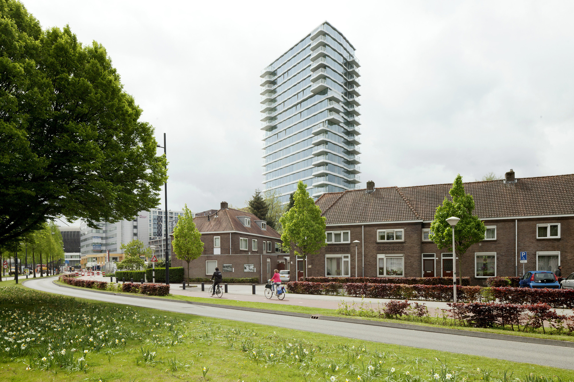 E' Tower / Wiel Arets Architects, © Jan Bitter