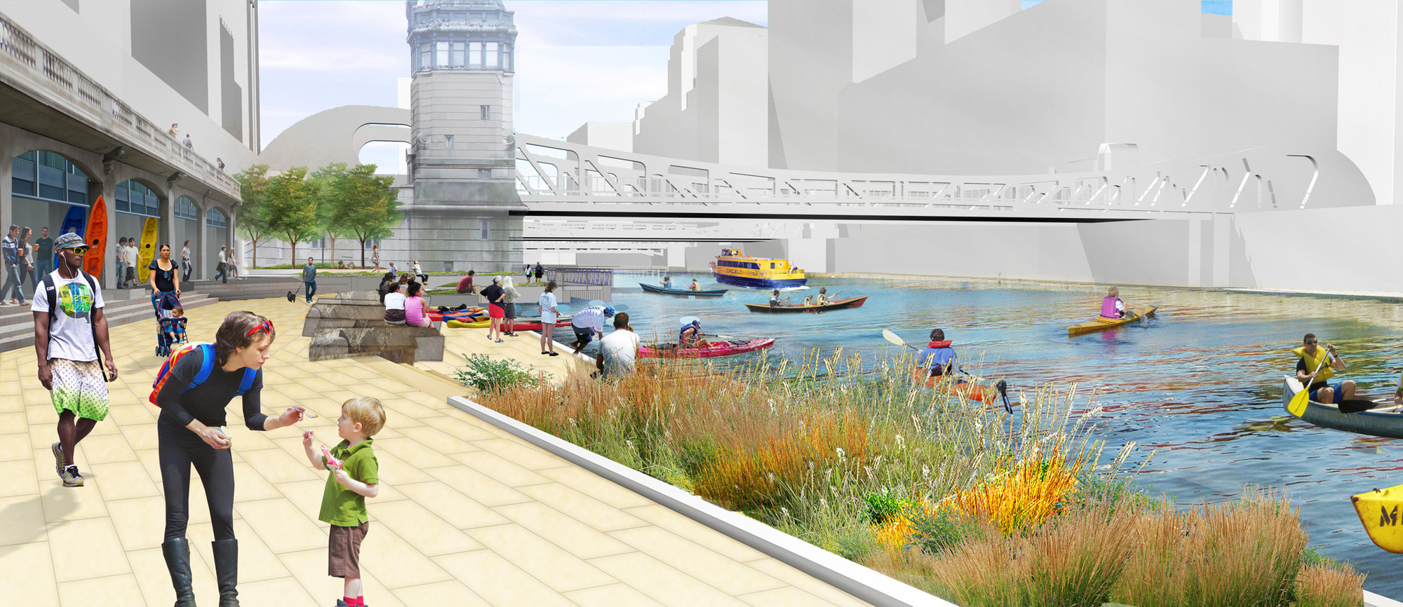 Reclaiming Rivers: The Latest Trend in Urban Design